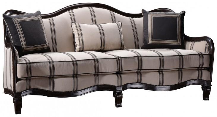 Empyrean Sky Carved Frame Sofa