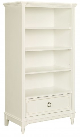 Clementine Court Frosting Bookcase