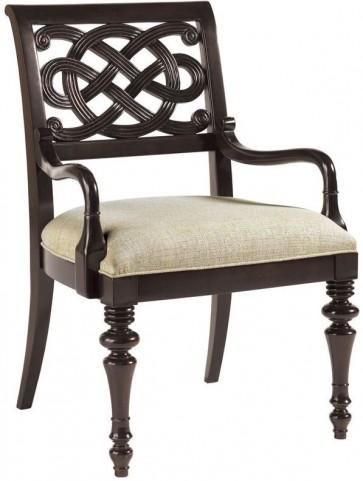 Royal Kahala Molokai Rich Kona Dark Arm Chair