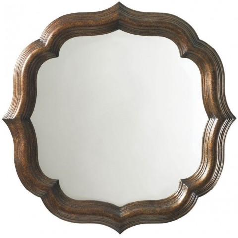 Royal Kahala Lotus Blossom Mirror