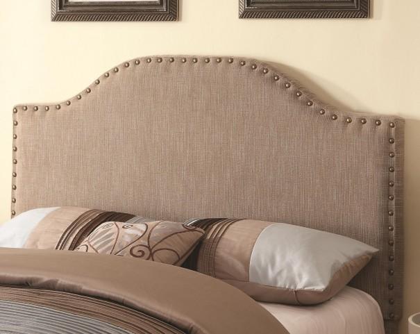 300223 Queen Upholstered Headboard