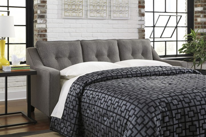 Brindon Charcoal Queen Sofa Sleeper