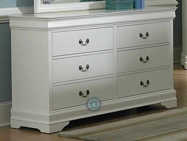 Marianne White Dresser