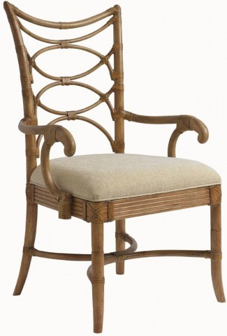 Beach House Sanibel Arm Chair