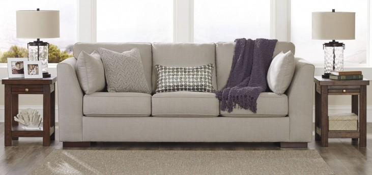 Lainier Alloy Sofa