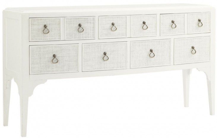 Ivory Key Spanish Point Sideboard