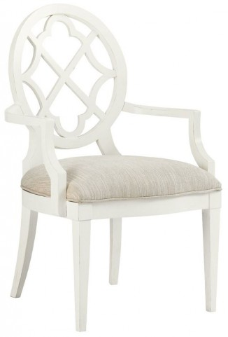Ivory Key Mill Creek Arm Chair