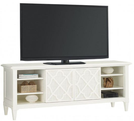 Ivory Key Wharf Street Entertainment Console