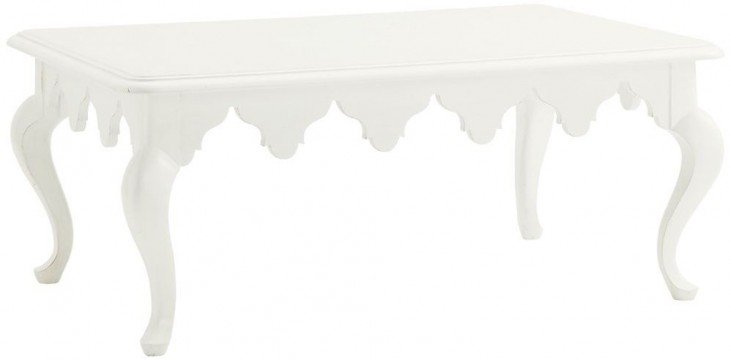 Ivory Key St George Rectangular Cocktail Table