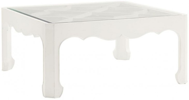 Ivory Key Cassava Cocktail Table