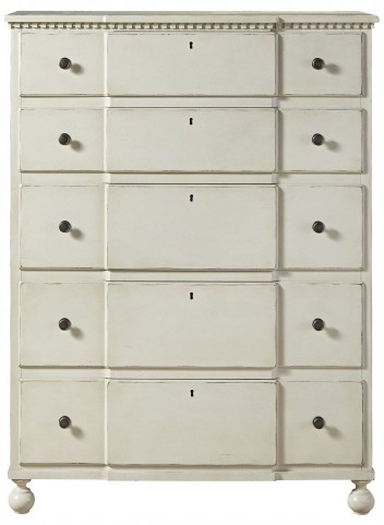 Sojourn Summer White Drawer Chest
