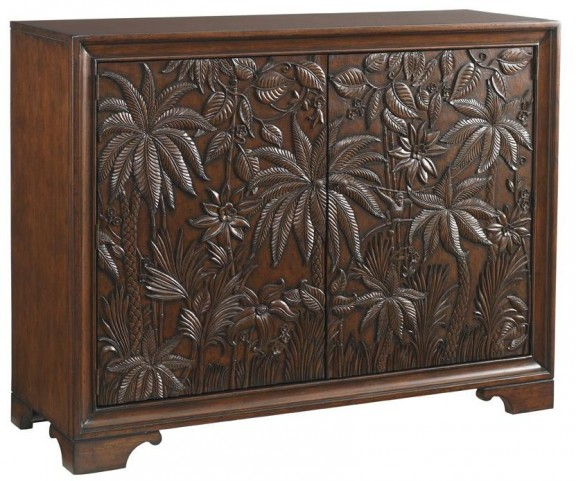 Landara Balboa Carved Door Chest