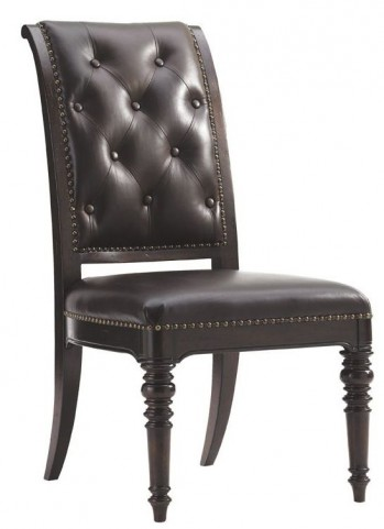 Island Traditions Windsor Hastings Upholstered Side Chair