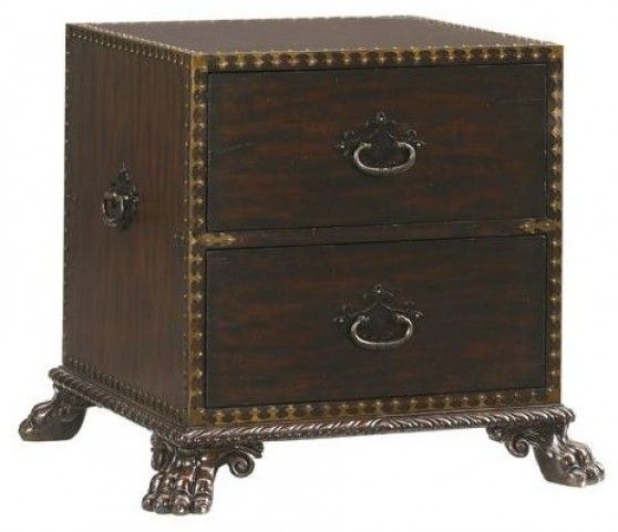 Island Traditions Windsor Bradford Drawer End Table