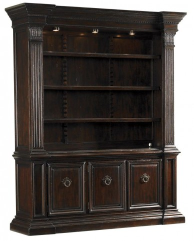 Island Traditions Windsor Hyde Park Bookcase