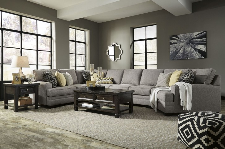 Cresson Pewter RAF Large Cuddler Sectional