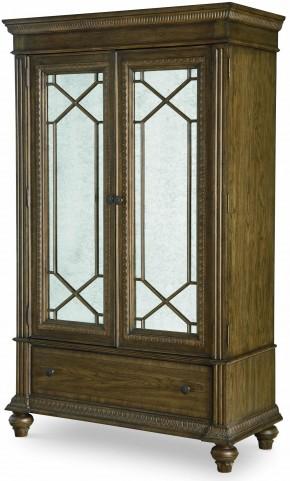 Renaissance Waxed Oak Armoire