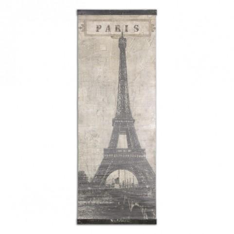 Eiffel Tower Paris Canvas Art