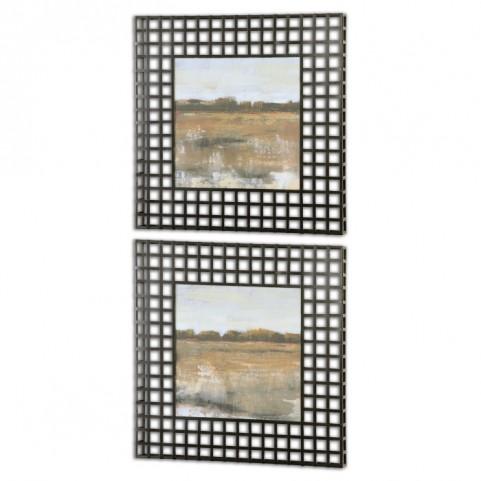 Pastoral Framed Art Set of 2