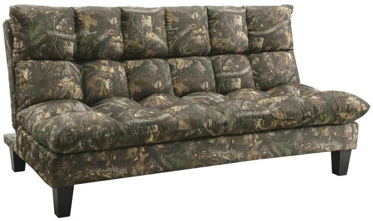 Autumn Camouflage Twill Sofa