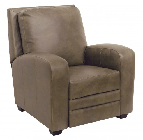 Avanti Mink Leather Recliner