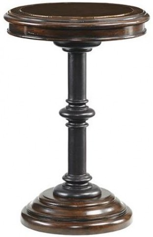 Kilimanjaro Queenstown Round Accent Table