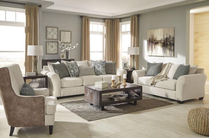 Silsbee Sepia Living Room Set