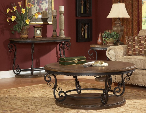 Harman Heights Occasional Table Set