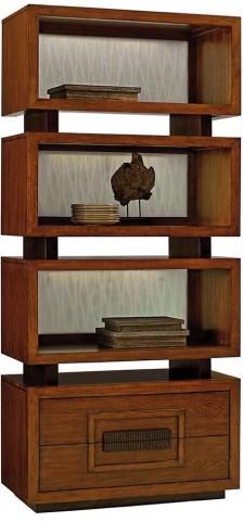 Island Fusion Tonga Tiered Bookcase