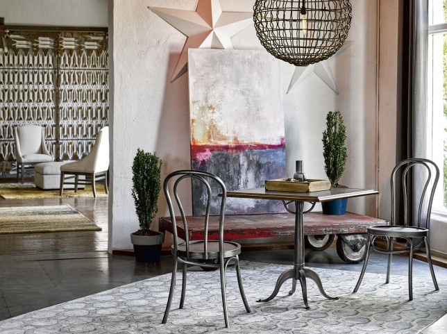 Curated Bistro Small Dining Room Set