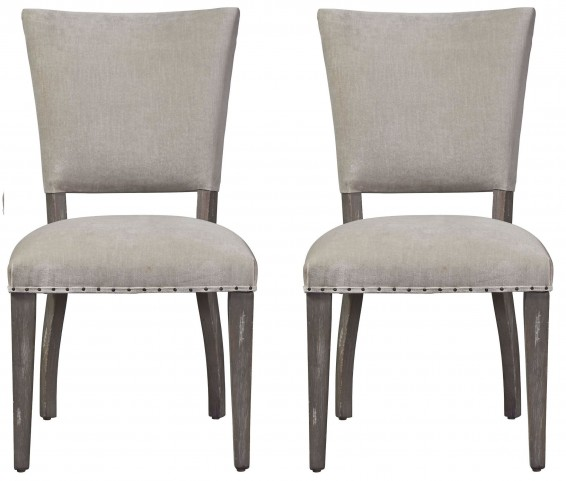 Curated Greystone Pearson Chair Set of 2