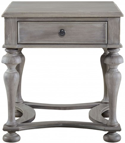Curated Greystone Andover End Table