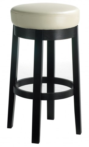Cedric Cream Swivel Barstool
