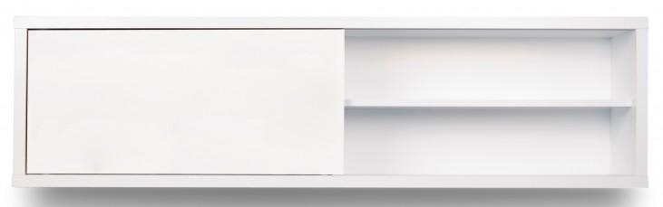 Nilo White Wall Module