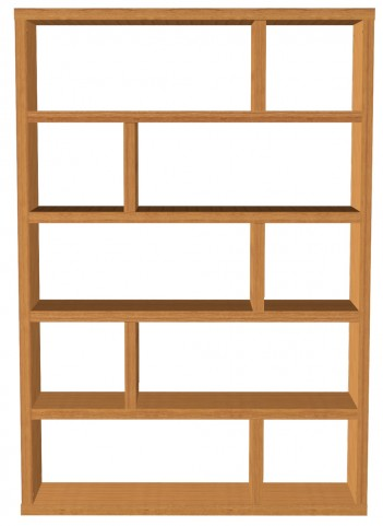 Dublin Mukali High Bookcase