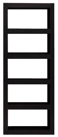 Denso Wenge Single Bookcase