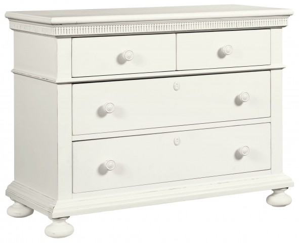 Smiling Hill Marshmallow Single Dresser