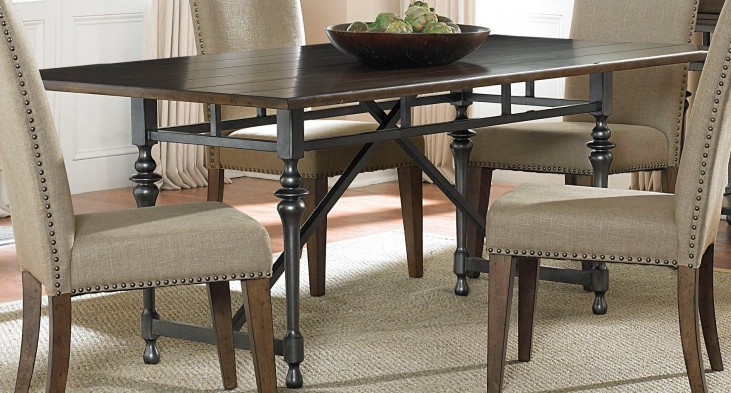 Ivy Park Rectangular Leg Table