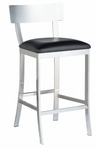 Maiden Black Counter Stool