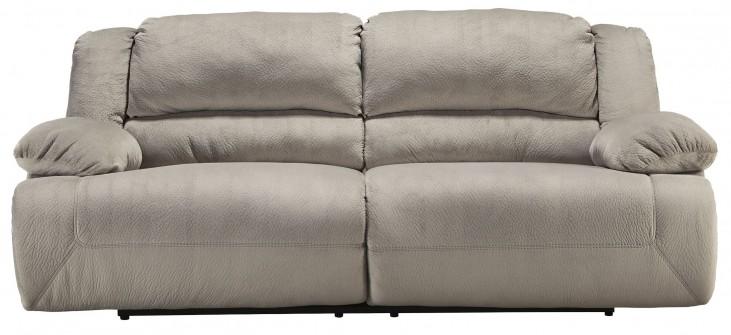 Toletta Granite 2 Seat Reclining Sofa