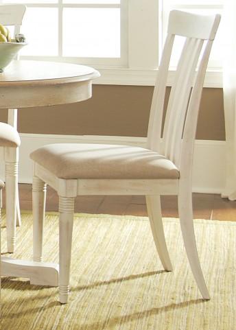 Bluff Cove II Slat Back Side Chair Set of 2