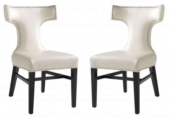 Serafina Cream Dining Chair Set of 2