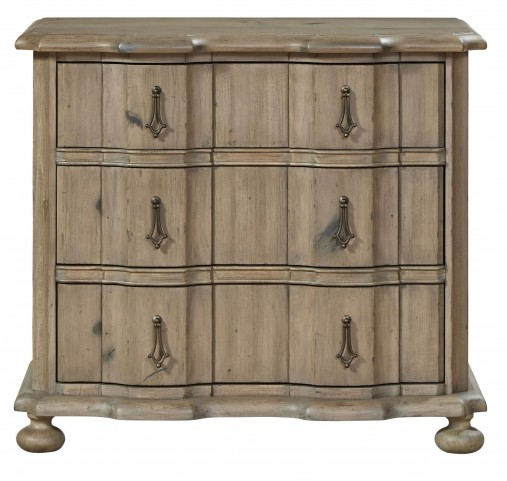 Authenticity Khaki Nightstand