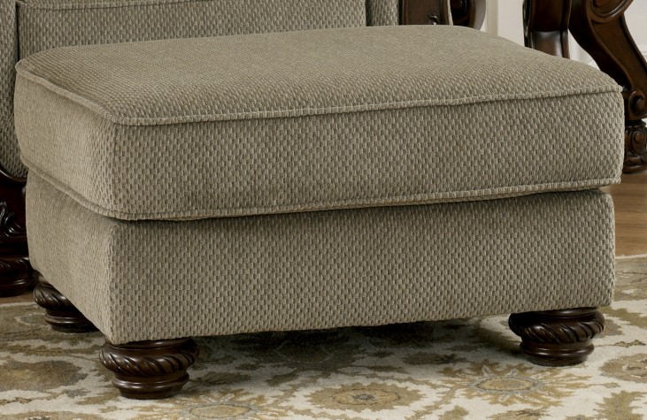 Martinsburg Meadow Ottoman