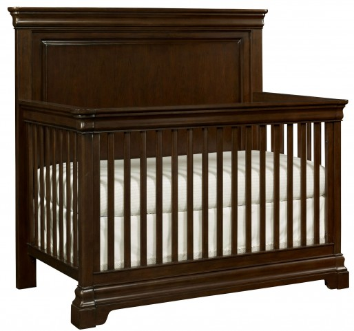 Teaberry Lane Midnight Cherry Built To Grow Crib