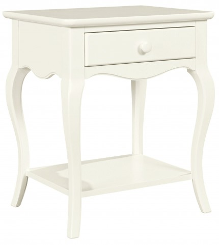 Teaberry Lane Stardust Bedside Table