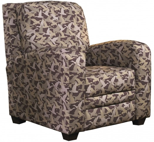 Mallard Creek Duck Camo Multi-Position Recliner