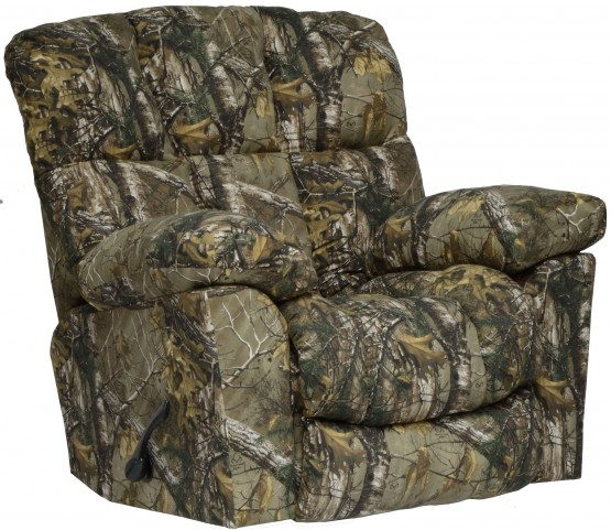 Chimney Rock Realtree Xtra Lay Flat Recliner