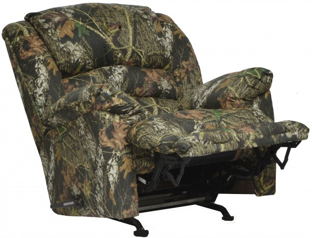 Yosemite Mossy Oak New Breakup Chaise Rocker Recliner