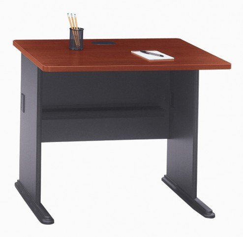 Series A Hansen Cherry 36 Inch Desk